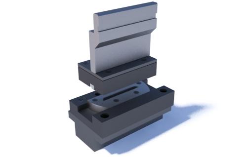 Специальный инструмент для листогибочных прессов