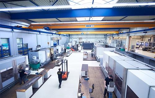 Производитель гибочного инструмента UKB в Германии