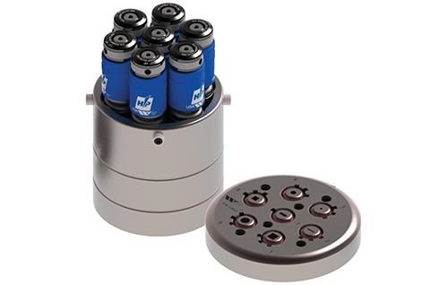 Пробивной инструмент Multitool MT7A Wilson Tool для координатно-пробивных прессов