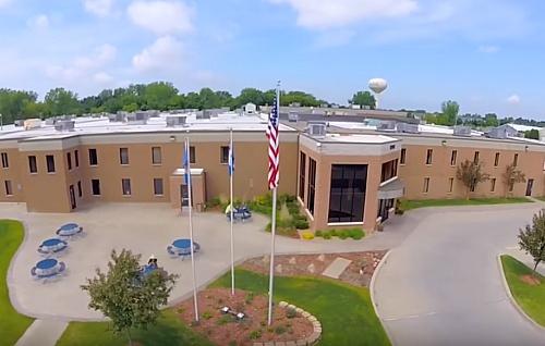 Wilson Tool - завод в Миннесоте