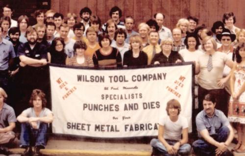 Wilson Tool - история создания компании